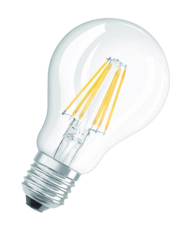 Gelia LED LAMPA NORMAL SENSOR (40) E27 MATT 5.5W CL A